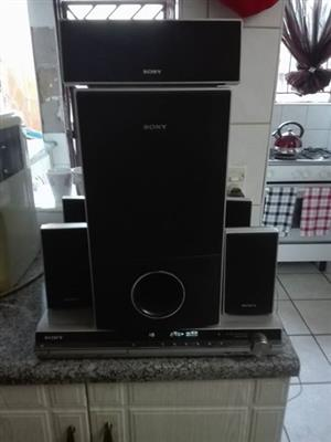 Sony dvd surround