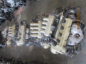 Nissan Sentra 1.6i 16V GA16 Engine for sale