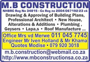 M.B Construction