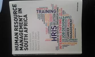 Human Resources Management in SA unisa Textbook
