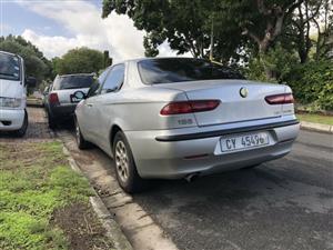 2001 Alfa Romeo 156 2.0 Twin Spark Lusso