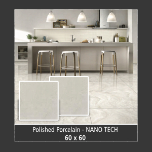 Tile : Glazed Matt/Polished Porcelain