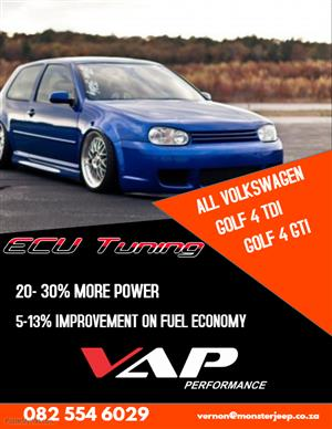 ECU Tuning VW Golf 4