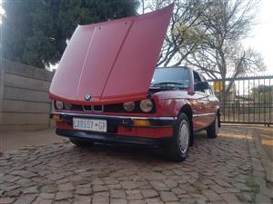 1987 BMW 3 Series 316i