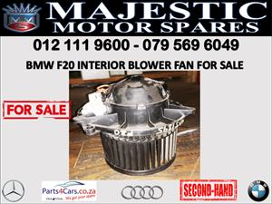 Bmw F20 blower fan for sale