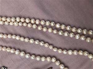 Pearl Necklace for Sale