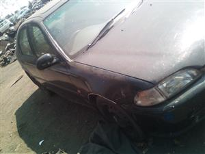 HONDA NEW AND USED SPARES