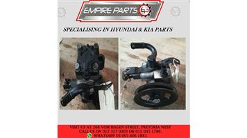 *POWER STEERING PUMP* - KI006 KIA RIO 2006 G4EE