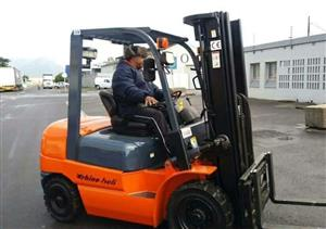Forklift and welding training centre