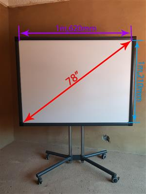 Whiteboard, interactive whiteboard, projector whiteboard