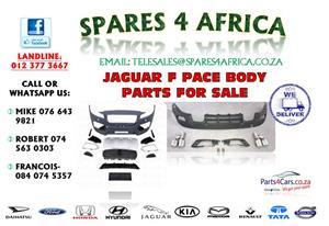 JAGAUR F PACE BODY PARTS FOR SALE