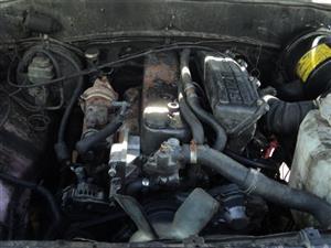 ISUZU 2.5 4JA1 COMPENSATOR ENGINE R39950