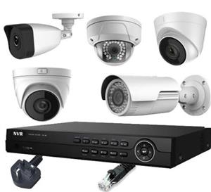 4ch Camera System for Sale! Limited Offer