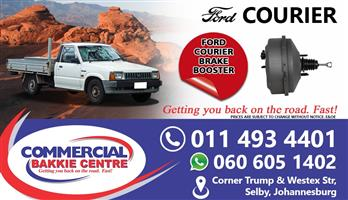 ford courier brake booster