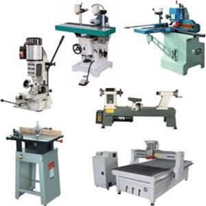 New Woodworking Machinery from