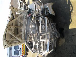 NISSAN HARD BODY BAKKIE STRIPPING FOR SPARES