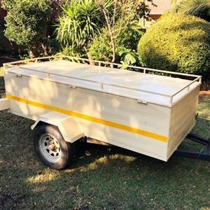 Box/Luggage trailer