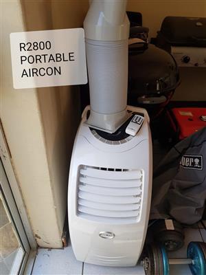 Portable aircon for sale