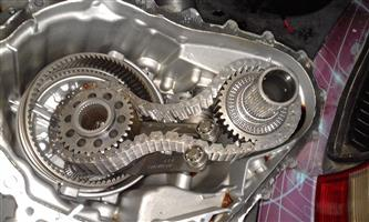 Nissan Manual Gearbox Repair in Midrand