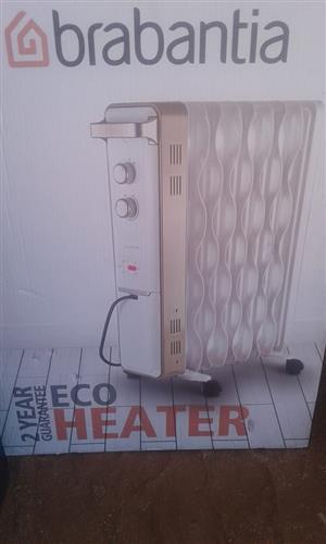 Olie Heater
