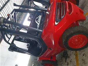 Good Condition Linde Forklifts For Sale - 4 Ton