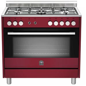 December Madness-La Germania 90cm Quality and stylish engineered Gas Hob & Electric stoves-(S/STEEL R12299)