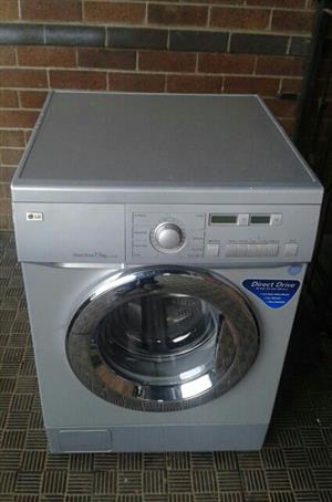 Lg front load washing machine