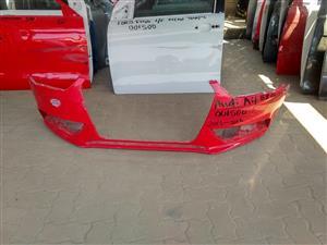 audi A4 B8 2013-2015 front bumper