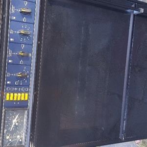 Defy Gemini Double Eye Level Oven and Hob