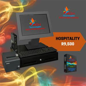 Hospitality Point of Sale System (Refurb) R9,500 Incl VAT