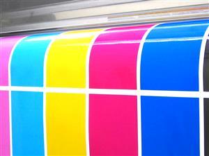 F-UV/FLEX/WHITE FastCOLOUR White Flexible LED-UV Curable Ink 1 Litre Bottle Suitable for