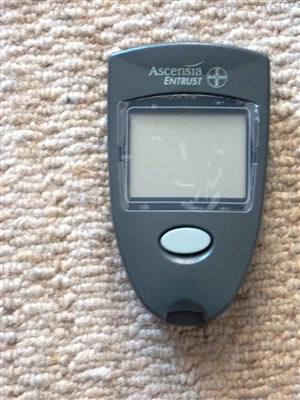 Blood-Glucose Monitor