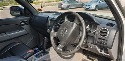Mazda BT-50 3.0CRD double cab SLE auto