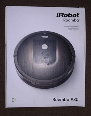 iRobot Roomba 980 Robotic Cleaner