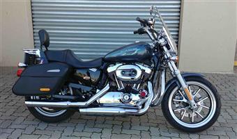 2015 Harley Davidson Sportster