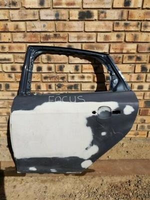 Ford Focus Mk2 Left Rear Door  Contact for Price