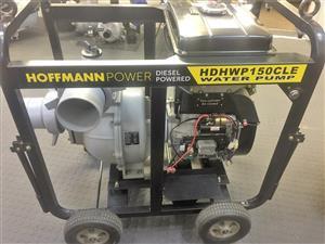 6'' diesel water pump special sprice
