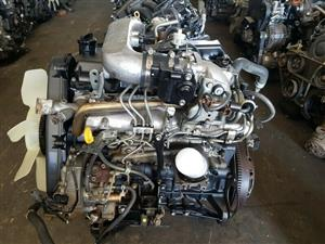 Toyota Quantum 2.5 2KD Engines for sale at Mikes Place