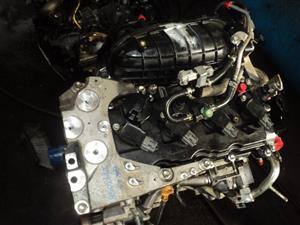 NISSAN NV350 IMPENDULO QR25 ENGINE R55000