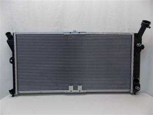 Radiators for most cars brand new with 1 year warranty Alberton area. Some examples of the cars, bakkies, trucks. Chev lumina, chevrolet ss, toyota, crysler 300c, land rover , land cruiser, golf 5, Golf 6, mazda, ford, nissan. All with 1 year supplier warranty. Best price.