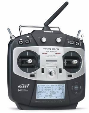 Remote Control Transmitter FUTABA T8FG Super for sale