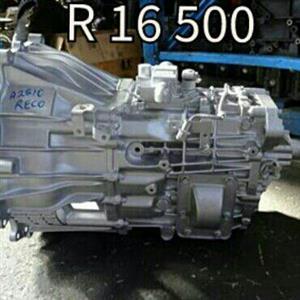Mitshibishi fuso T3 m035 Gearbox. R16500