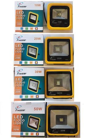 LED Floodlights: Driverless SMD LED 85V ~ 265Volts version. Brand New.