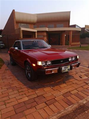 1974 Toyota Corolla SR1600 Coupe   Junk Mail