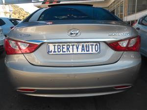 2014 Hyundai Sonata 2.4 GLS automatic
