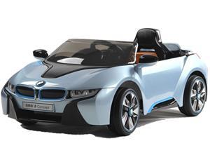 Demo BMW I8 kids ride on car