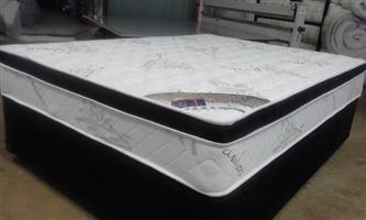 Black Friday only Double Bamboo beds at marked down price