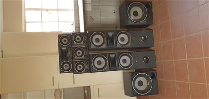Sony Mgongo Speaker set for sale