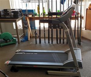 Marathon treadmill