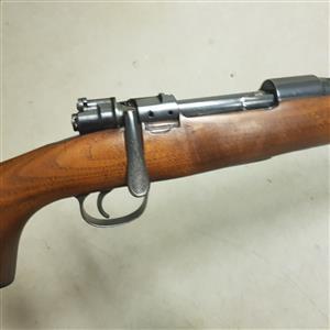 9.3 x 62 mm Mauser Rifle